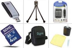Platinum Accessory Bundle for Kodak C-series Cameras
