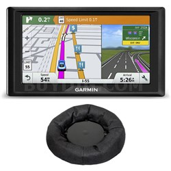 Drive 60LMT GPS Navigator (US and Canada) Friction Mount Bundle