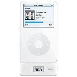 iTrip FM Transmitter for iPod with Dock Connector (white)