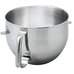 6-Quart Bowl in Stainless Steel - KN2B6PEH