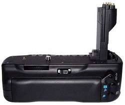 Vertical Battery Grip for EOS 5D Mark II