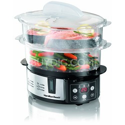 Digital Two-Tier Food Steamer (37537)