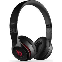 Solo 2 On-Ear Wired Headphones - Black - OPEN BOX