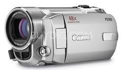 FS100 SD Flash Memory Camcorder (Silver)