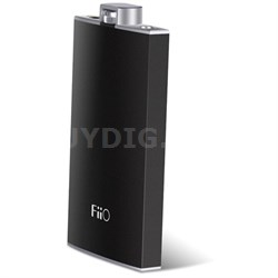Q1 Portable Headphone Amplifier & DAC