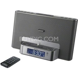 ICFCS15iPSILN Speaker Dock for iPod and iPhone (Silver)