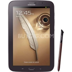 """8"""" Galaxy Note 8.0 16GB Brown Tablet with Android 4.1"""