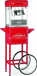 WPM35 Professional Popcorn Maker and Trolley
