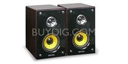 "MRS63U 6"" Studio Monitor Speakers"
