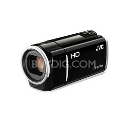 GZ-HM50US Flash Memory Camcorder - Black