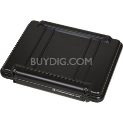 1080CC Black HardBack Case - Notebook Carrying Case