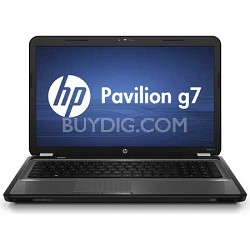 "Pavillion g7-1200 g7-1260us QE118UA 17.3"" LED Notebook - Core i3 i3-2330M 2.2GHz"