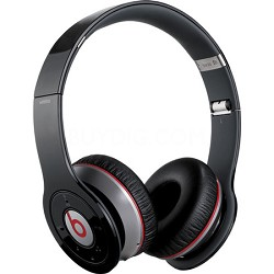 Wireless Bluetooth On-Ear Headphones (Black)