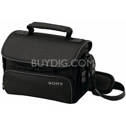 LCSU10 Soft Carrying Case for Camcorder or SLR System