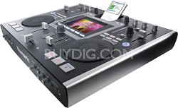 iDJ2 Mobile DJ Workstation with Universal iPod Dock