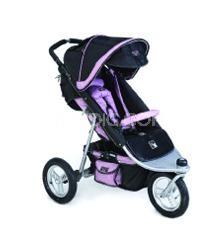 TriMode Runabout Stroller (Bubble Gum)