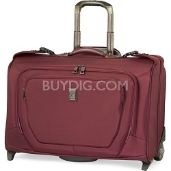 """Carry-on Rolling Garment Bag (22"""") (Merlot) - 4071440"""