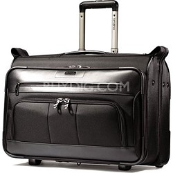 Black Label Opto II Softside Carry-On Wheeled Garment Bag