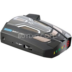 SPX 5400 Ultra-High Performance Radar/Laser Detector