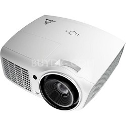 D803W-3D 3600 Lumen WXGA 3D Ready DLP Projector Factory Refurbished-DW868 Retail