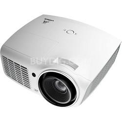 D803W-3D 3600 Lumen WXGA 3D Ready DLP Projector Factory Refurbished-DW868 Retail