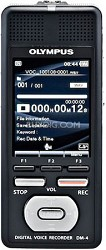 "DM-4 Recorder w/ Battery 2000 Hrs of Recording w/ 8GB Memory 2.2"" Color Screen"