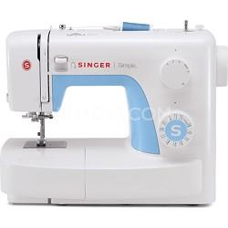 3221 Basic 21-Stitch Simple Sewing Machine