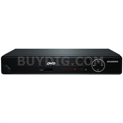 SDVD6670 HDMI 1080p High Definition DVD Player with USB Port