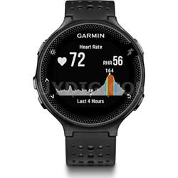 Forerunner 235 GPS Sport Watch - Black/Gray
