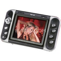 Digital Audio and Video Player with 20.0GB* Hard Drive