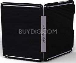 eDGe Netbook and eReader Dualbook (Piano Black) - OPEN BOX