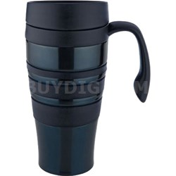 14-Ounce Bliss Thermal Bliss Stainless Steel Travel Mug, Blue