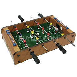 Tabletop Fast-Paced Foosball Game