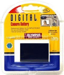 BLS-01 Lithium Battery for Evolt E410 / E420 DSLR Camera