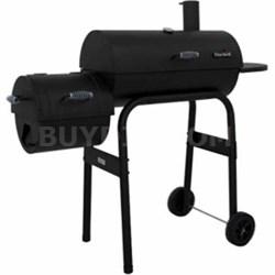 CB American Gourmet Smoker Blk