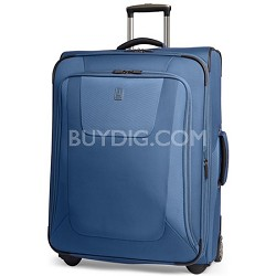 "Maxlite3 28"" Blue Expandable Rollaboard Luggage"