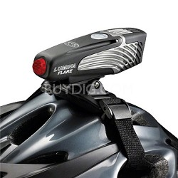 Lumina Flare 650 with Intergrated Tail Light (650 Lumens)