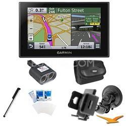 "nuvi 2589LMT Advanced Series 5"" GPS Navigation System Mount Bundle"