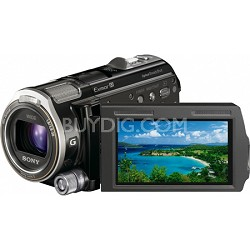 HDR-CX560V 64GB Flash Memory Handycam Full HD Camcorder w/ GPS-OPEN BOX