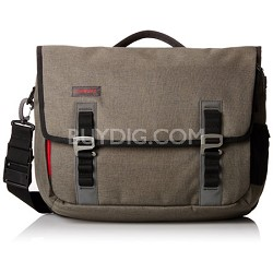 Command Laptop Messenger Bag, Medium (Carbon Full-Cycle Twill)
