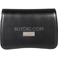 Coolpix P300/S9100 Black Leather Case