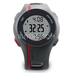 Forerunner 110 GPS-Enabled Sport Watch with Heart Rate Monitor - Red