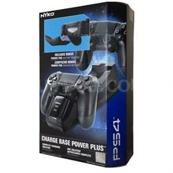 Charge Base Power Plus PS4
