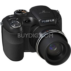 FinePix S2550 18x Wide Angle Zoom 12 MP Digital Camera(S2700 Retail Edition)