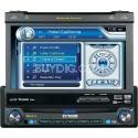 """VM9412 In-Dash DVD/CD Receiver with 7"""" LCD Monitor"""