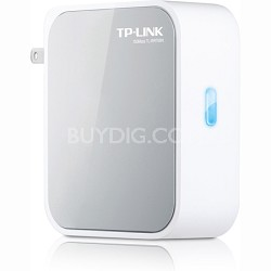 150Mbps Wireless N Mini Pocket Router - TL-WR700N