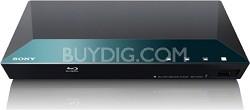 BDP-S3100 Blu-ray Disc player with super Wi-Fi
