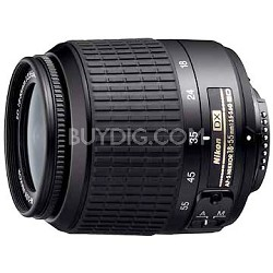 18-55mm F/3.5-5.6G ED AF-S DX Zoom-Nikkor Lens, With Nikon 5-Year USA Warranty