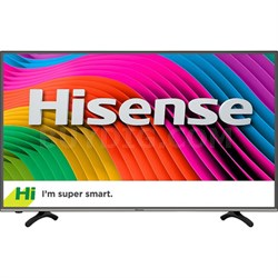 50-Inch 4K Ultra HD Smart LED TV - 50H7C