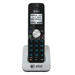 TL90071 DECT 6.0 Cordless Phone Accessory Handset, Black/Silver, 1 Handset